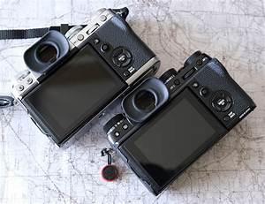 Fujifilm X-t3 Vs X-t2