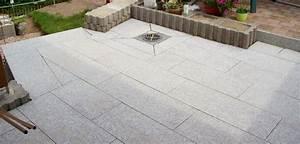 Terrasse Mit Granitplatten : klick fliesen terrasse granit verlegen wohndesign und ~ Sanjose-hotels-ca.com Haus und Dekorationen