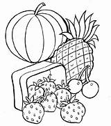 Coloring Pages Sheets Healthy sketch template