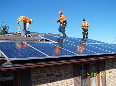 Solar Panel Installation Complete Guide Light