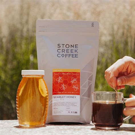 Coffee can be processed in many different fashions: A NEW HONEY-PROCESSED COFFEE HAS JUST LANDED - Stone Creek ...