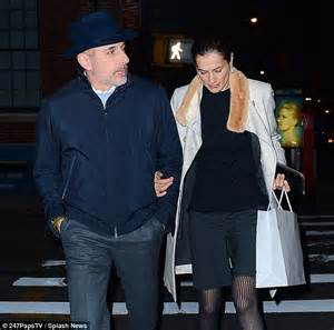Today host Matt Lauer treats wife Annette Roque to late ...