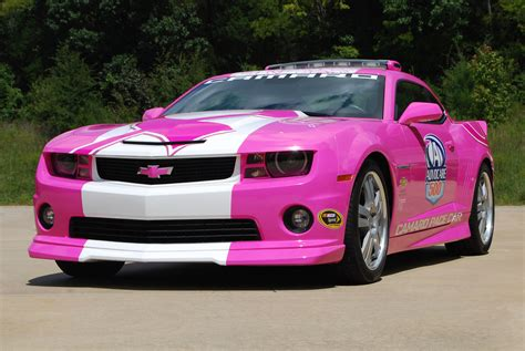 chevrolet camaro ss pace car news  information