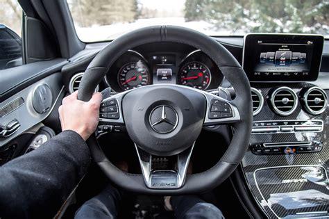 review  mercedes amg glc   matic suv car