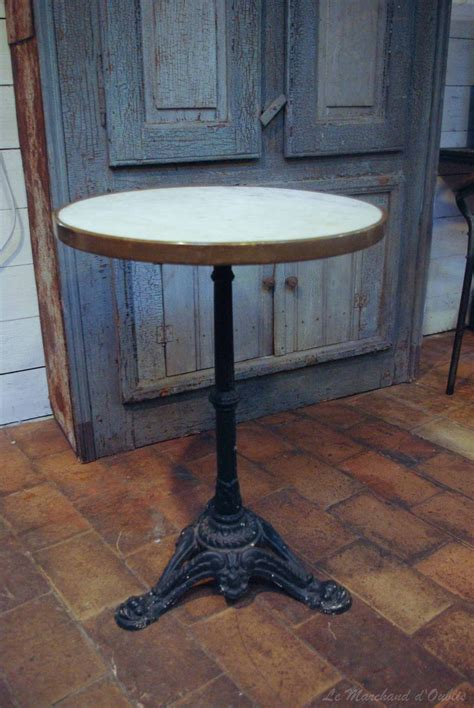 chaise bistrot ancienne table et chaise bistrot ancienne