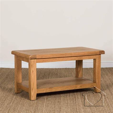 top 30 of oak coffee tables with shelf