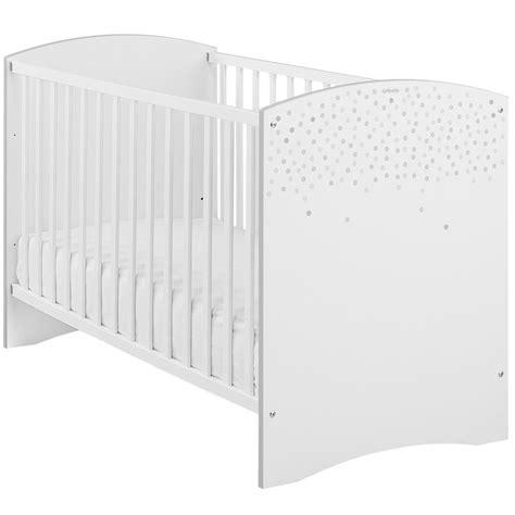 chambre bebe galipette lit bébé à barreaux zoé 60 x 120 cm galipette