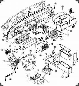1987 Mazda B2000 Heater Core