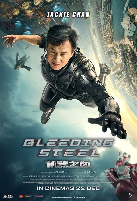 Full Movie Bleeding Steel 2017 720p Hd
