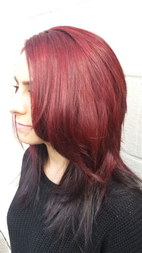 With Underneath Hairstyles by Hair With Black Underneath Hair Hair Styles Dyed