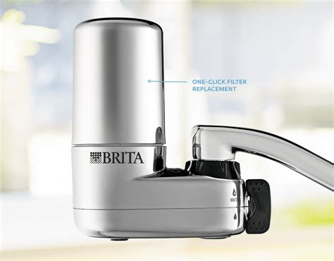 Filtered Water Faucet Dripping