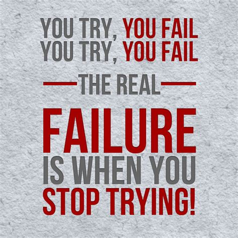 Funny Pictures Gallery Failure Quotes, Afraid Of Failure