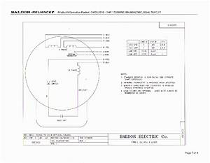 Dayton Electric Motors Wiring Diagram Sample