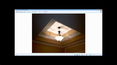 How To Build A Tray Ceiling by How To Build A Tray Ceiling With Truss Modification Part 2