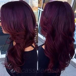 16 Best Burgundy Dark Red Hair Color Ideas 2017 On Haircuts