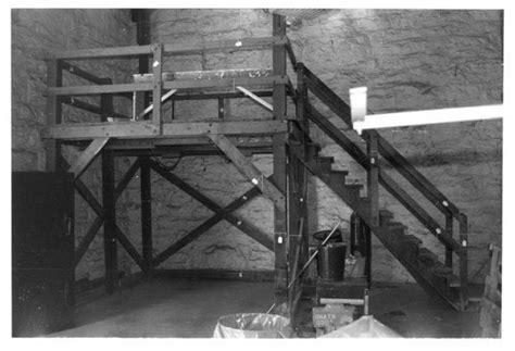 In Cold Blood: Gallows room in Kansas State Penitentiary