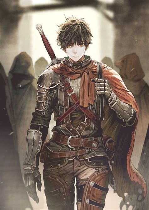 Twitter | Anime character design, Anime fantasy, Anime guys