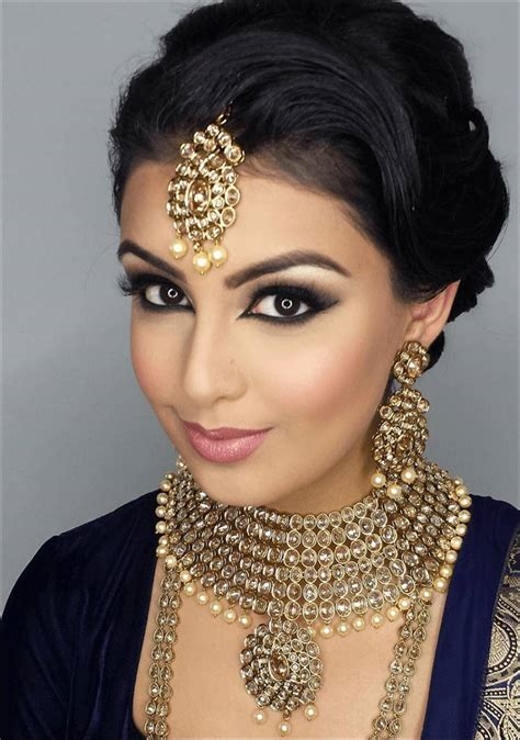 Engagement Makeup: 15 Ethereal Looks   Things To Keep In Mind