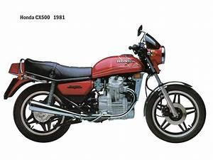 A Brief History Of The Honda Cx Series
