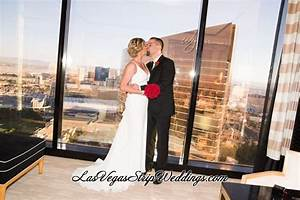 las vegas wedding private and elegant las vegas strip With in suite wedding ceremony las vegas