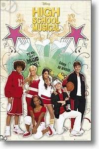 HIGH SCHOOL MUSICAL 2 POSTER The Music in Me - Cast HSM ...