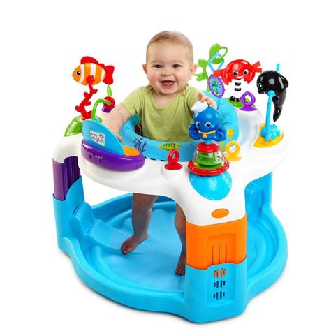 baby activity einstein jumper saucer toys walkers rhythm entertainers smyths centers reef walker center babies bouncer seat table standing piano