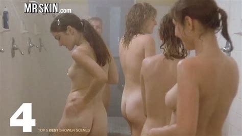Top 5 Naked Celebrity Shower Scenes At Mr Skin