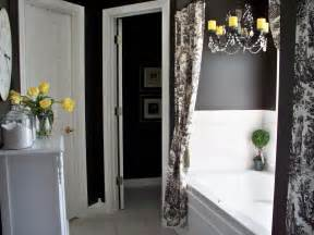 black white grey bathroom ideas colorful bathrooms from hgtv fans bathroom ideas designs hgtv