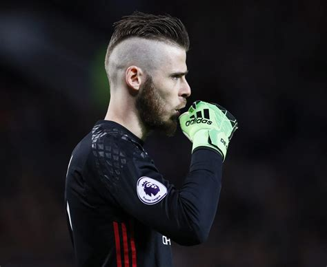 david de gea hairstyle stacha styles