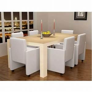 Esszimmerstühle 6 Set : esszimmerstuhl set 6 stk wei g nstig kaufen ~ Orissabook.com Haus und Dekorationen