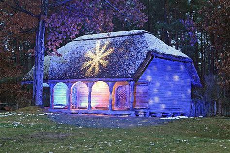 Brīvdabas muzejā — Ziemas saulgrieži un Ziemas balle | LA.LV