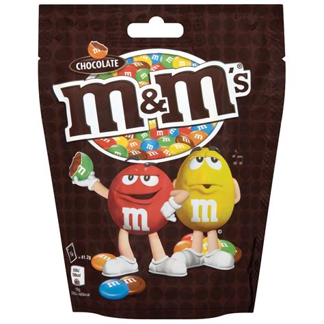 mms chocolate pouch  centra