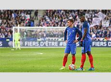 Antoine Griezmann And Paul Pogba HD Wallpaper