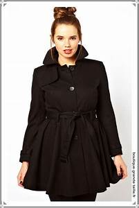17 best images about trench femme grande taille mode on for Vetement femme robe grande taille