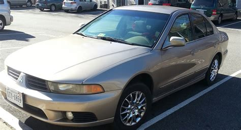Galant 2002 For Sale by 2002 Mitsubishi Galant Es For Sale Usa Cargurus