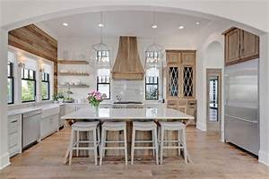 20 Farmhouse Kitchen Ideas for Fixer Upper Style