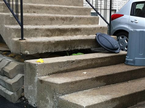 comment faire un escalier en beton coudec