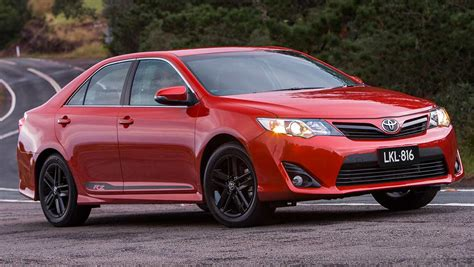 2014 Toyota Camry Rz Review