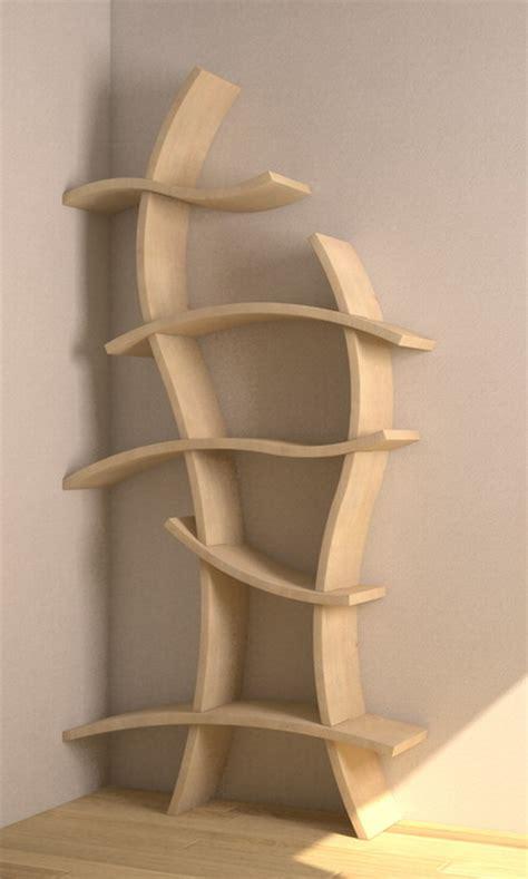 piccola libreria mobili in legno su misura venezia mestre