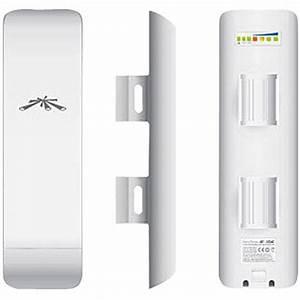 Pont Wifi Exterieur : point d 39 acc s cpe ext rieur ubiquiti airmax nanostation m2 avec antenne int gr e ~ Teatrodelosmanantiales.com Idées de Décoration