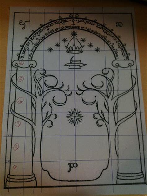 les portes de la moria wip gate of moria