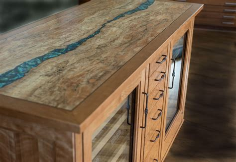 spalted maple direys cabinetmakers