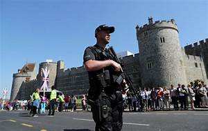 Royal wedding: Security in Windsor tightened for Markle ...