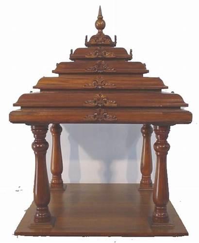 Mantap Indian Mysore Mandir Temple Designs Wooden