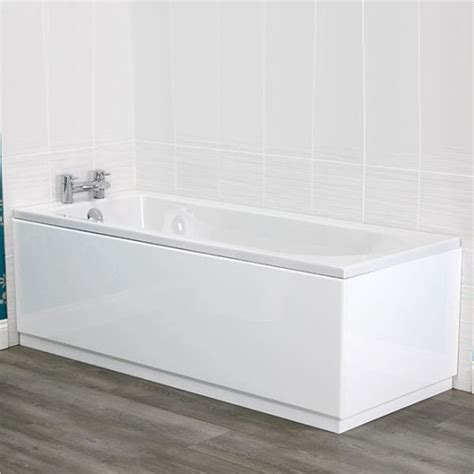 White Bath by Best 25 Bath Panel Ideas On Bath Storage