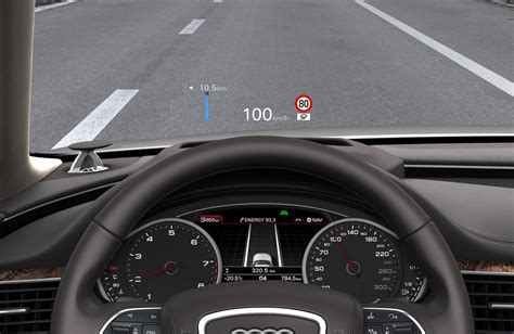 audi up display cars with heads up display 2018 motavera
