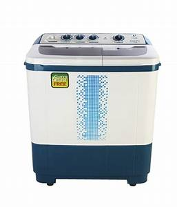 Videocon 7 2 Kg 72h12bba Semi Automatic Washing Machine