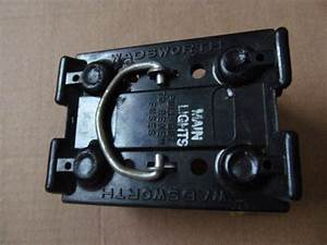 60 Amp Wadsworth Fuse Holder Pull Out    Free 60a  U0026 30a