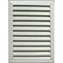 Rectangle Gable Vent Louver (Stock Sizes)
