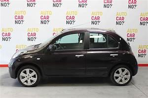 Voiture Nissan Micra : voiture d 39 occasion nissan micra le monde de l 39 auto ~ Nature-et-papiers.com Idées de Décoration